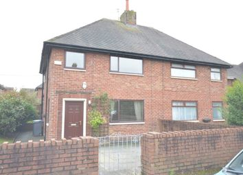 Thumbnail 3 bedroom end terrace house for sale in Mardale Avenue, Blackpool