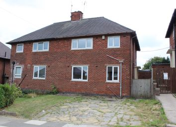 Thumbnail 3 bed semi-detached house for sale in Rainbow Road, Hackenthorpe, Sheffield