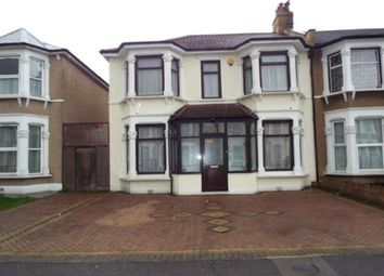 Thumbnail 5 bed end terrace house for sale in Ilford, London, United Kingdom