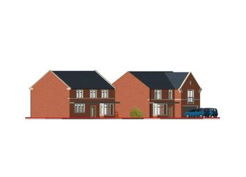 Thumbnail 4 bedroom detached house for sale in Lay Garth Court, Rothwell, Leeds