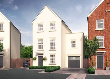 Thumbnail 4 bed detached house for sale in Piccadilly Lane, Mill Street, Ottery St. Mary