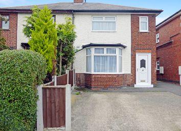 Thumbnail 3 bed semi-detached house for sale in Wellington Street, Long Eaton, Long Eaton