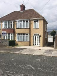 Thumbnail 3 bedroom semi-detached house to rent in Lon Cothi, Cockett, Swansea