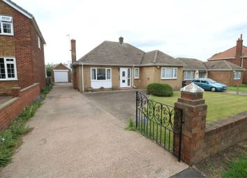 Thumbnail 2 bed detached bungalow for sale in Windmill Balk Lane, Woodlands, Doncaster, South Yorkshire
