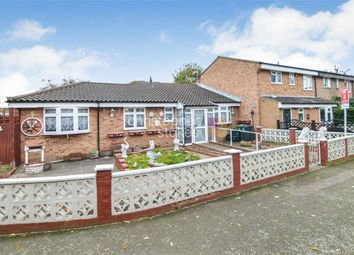 Thumbnail 2 bedroom semi-detached bungalow for sale in Elderbek Close, Cheshunt, Hertfordshire