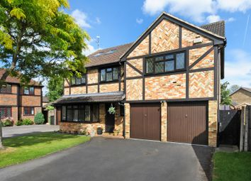 Thumbnail 5 bed detached house for sale in Fennel Close, Farnborough