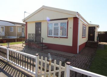Thumbnail 3 bed mobile/park home for sale in Blue Sky Close, Bradwell