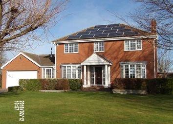 Thumbnail 4 bed detached house for sale in Clover Close House, Thorpe Street, Headon, Retford