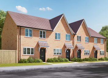 "Thumbnail 3 bed terraced house for sale in ""The Cennet"" at Pamington, Tewkesbury"