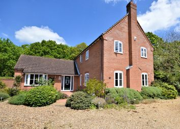 Thumbnail 3 bed detached house for sale in Fakenham Road, Beetley, Dereham