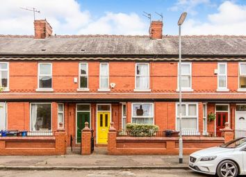 Thumbnail 2 bedroom terraced house for sale in Elmswood Avenue, Manchester, Greater Manchester, Uk