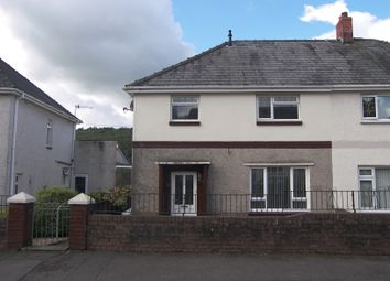 Thumbnail 3 bed semi-detached house to rent in Heol Y Berllan, Crynant, Neath