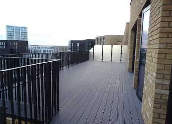 Thumbnail 3 bed flat for sale in Masthead House, Royal Wharf, London