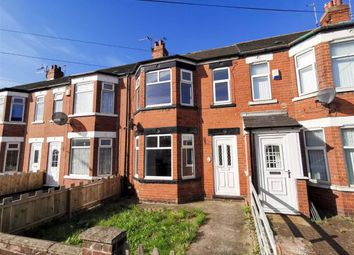 Thumbnail 2 bed terraced house to rent in Cardigan Road, Hull