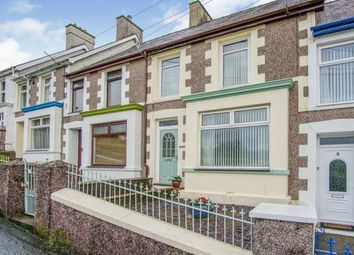 Thumbnail 3 bedroom terraced house for sale in Church Road, Talysarn, Caernarfon, Gwynedd