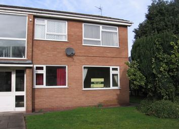 Thumbnail 2 bed flat to rent in Gravelly Drive, Newport, Shropshire