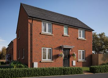"Thumbnail 3 bed detached house for sale in ""The Mountford"" at Roecliffe Lane, Boroughbridge, York"
