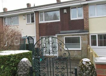 Thumbnail 3 bed semi-detached house for sale in Farnham Close, Lemington, Newcastle Upon Tyne