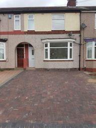 Thumbnail 3 bed terraced house for sale in Yelverton Road, Holbrooks