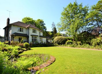 Thumbnail 3 bed detached house for sale in The Spinney, Walkden Road, Worsley, Manchester