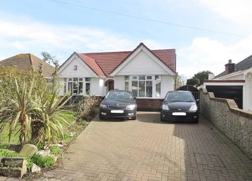 Thumbnail 3 bed detached bungalow for sale in Chestnut Avenue, North Grays
