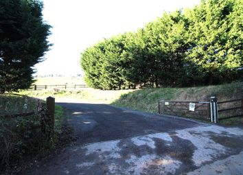 Thumbnail Equestrian property for sale in Newpit Lane, Bitton, Bristol