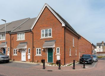Thumbnail 3 bedroom end terrace house for sale in Scholars Close, Deal