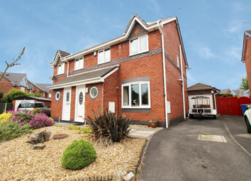 Thumbnail 3 bed semi-detached house for sale in Middlewood Close, Eccleston, Lancashire
