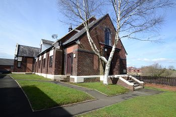 Thumbnail 1 bed flat to rent in Stamford Court, Stamford Road, Macclesfield, Cheshire