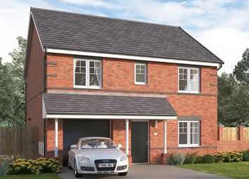 "Thumbnail 4 bed detached house for sale in ""The Trowbridge"" at Alfreton Road, South Normanton, Alfreton"