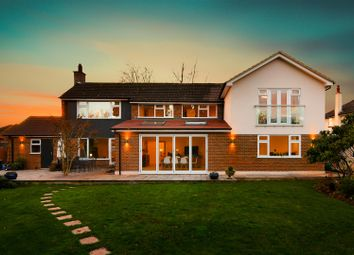 Thumbnail 5 bed detached house for sale in Ringley Park Road, Reigate