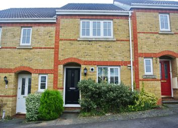 Thumbnail 2 bed terraced house to rent in Hathaway Gardens, Basingstoke