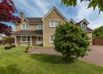 Thumbnail 5 bed detached house for sale in 111 Whitehaugh Park, Peebles