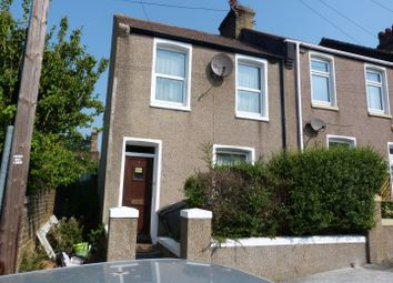 Thumbnail 2 bed terraced house for sale in Victoria Avenue, Margate