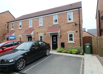 Thumbnail 2 bed semi-detached house for sale in Raven Crag Close, Carlisle