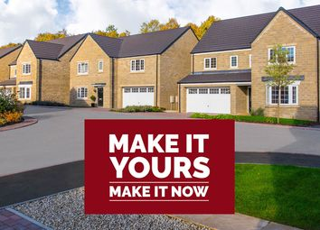 "Thumbnail 5 bed detached house for sale in ""The Emley"" at Barnsley Road, Newmillerdam, Wakefield"