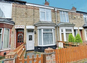 Thumbnail 2 bedroom terraced house for sale in Premier Grove, Exmouth Street, Hull