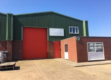 Thumbnail Light industrial to let in 2 Murrayfield Road, Union Park, Norwich