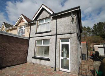 Thumbnail 3 bed end terrace house for sale in Louvain Terrace, Ebbw Vale, Blaenau Gwent