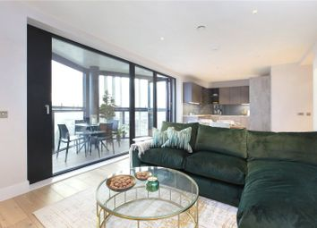 Thumbnail 2 bedroom flat to rent in Battersea Park View, Battersea, London