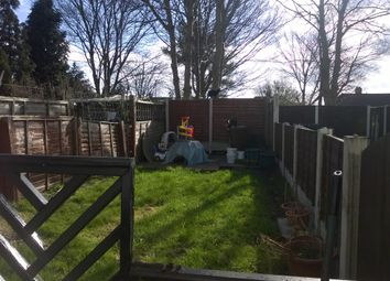 Thumbnail 2 bed terraced house to rent in Field Road, Walsall