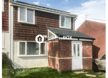 3 bed semi-detached house for sale in Weir Close, Plymouth PL6