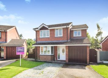 Thumbnail 4 bedroom detached house for sale in Rhewl Lane, Oswestry