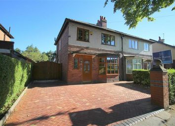 Thumbnail 4 bed semi-detached house for sale in Powis Road, Ashton-On-Ribble, Preston