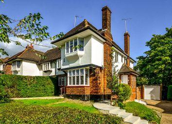 Thumbnail 3 bed maisonette to rent in Ossulton Way, Hampstead Garden Suburb