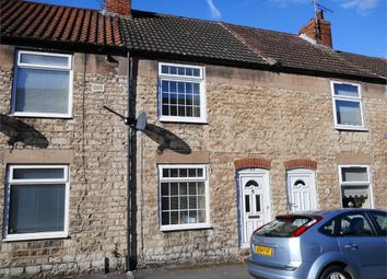 Thumbnail 2 bed terraced house for sale in Norfolk Street, Worksop, Nottinghamshire