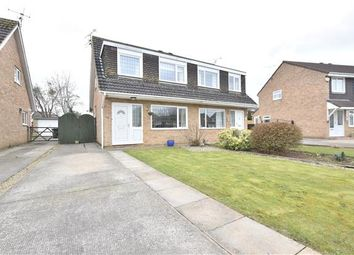 Thumbnail 3 bed semi-detached house for sale in Palmdale Close, Longwell Green