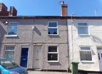 Thumbnail 3 bed terraced house for sale in George Street, Mansfield Woodhouse, Mansfield, Nottinghamshire