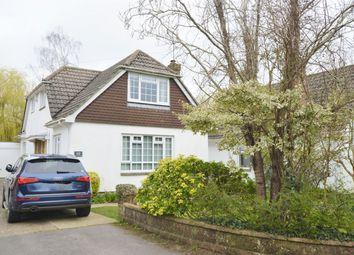 Thumbnail 4 bed detached house for sale in Hazeldean Drive, Rowlands Castle