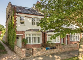 Thumbnail 4 bed semi-detached house for sale in Tudor Avenue, Hampton